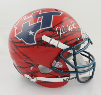 Deshaun Watson Signed Full-Size Authentic On-Field Hydro-Dipped Helmet (JSA COA) at PristineAuction.com