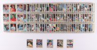 Complete Set of (660) 1983 Fleer Baseball Cards with Cal Ripken Jr. #70, Wade Boggs #179, Nolan Ryan #463, Ryne Sandberg #507, Tony Gwynn #360 at PristineAuction.com