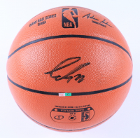 Luka Doncic Signed Official NBA Game Ball Series Basketball (PSA COA) at PristineAuction.com
