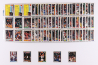 Complete Set of (396) 1992-93 Topps Basketball Cards with Larry Bird #, Magic Johnson #2, Michael Jordan #3, Michael Jordan #141, Shaquille O'Neal #362 RC at PristineAuction.com