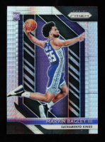 Marvin Bagley III 2018-19 Panini Prizm Prizms Hyper #181 RC at PristineAuction.com