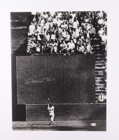 Willie Mays Signed Giants 16x20 Photo (PSA COA) at PristineAuction.com