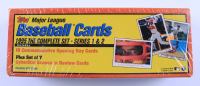 1995 Topps Complete Set of (677) Baseball Cards including 10 Commemorative Opening Day Cards at PristineAuction.com