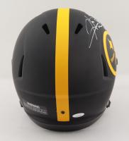 "Hines Ward Signed Steelers Full-Size Eclipse Alternate Speed Helmet Inscribed ""SBXL MVP"" (JSA COA) at PristineAuction.com"