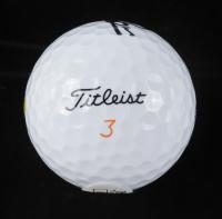Jon Rahm Signed Masters Logo Golf Ball (JSA COA) at PristineAuction.com