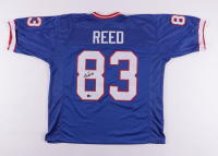Andre Reed Signed Jersey (Beckett Hologram) at PristineAuction.com