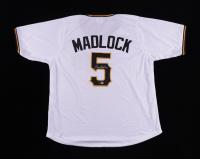 Bill Madlock Signed Jersey (Beckett Hologram) at PristineAuction.com