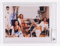 "Sarah Jessica Parker, Kristin Davis & Cynthia Nixon Signed ""Sex And The City"" 8x10 Photo (BGS Encapsulated) at PristineAuction.com"