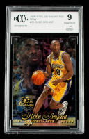 Kobe Bryant 1996-97 Flair Showcase Row 1 #31 (BCCG 9) at PristineAuction.com