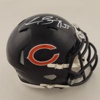 Lance Briggs Signed Bears Speed Mini-Helmet (Beckett COA) at PristineAuction.com