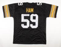 """Jack Ham Signed Jersey Inscribed """"HOF 88"""" (JSA COA) (See Description) at PristineAuction.com"""