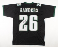 Miles Sanders Signed Jersey (Beckett COA) (See Description) at PristineAuction.com