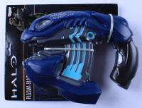 "Steve Downes Signed ""Halo"" Plasma Blaster Inscribed ""Master Chief 117"" (Radtke COA) at PristineAuction.com"