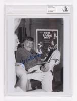 George A. Romero Signed 8x10 Photo (BGS Encapsulated) at PristineAuction.com