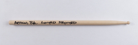 """Artimus Pyle Signed Drumstick Inscribed """"Lynyrd Skynyrd"""" (AutographCOA COA) at PristineAuction.com"""