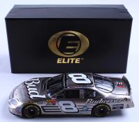 Dale Earnhardt Jr. LE #8 Budweiser / Elite Metal Series 2003 Monte Carlo Elite 1:24 Die-Cast Car at PristineAuction.com