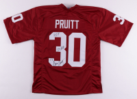"""Greg Pruitt Signed Jersey Inscribed """"HOF"""" & """"2x AA"""" (PSA COA) at PristineAuction.com"""