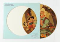 """Walt Disney's """"Pinocchio"""" Vinyl Record Album at PristineAuction.com"""