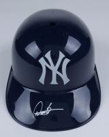 Deivi Garcia Signed Yankees Full-Size Batting Helmet (JSA COA) at PristineAuction.com
