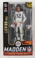 Tom Brady Patriots EA Sports Madden Ultimate Team Series Figurine at PristineAuction.com