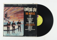 "The Beatles ""Something New"" Vinyl Record Album at PristineAuction.com"