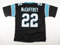 Christian McCaffrey Signed Jersey (Beckett COA) (See Description) at PristineAuction.com