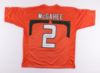 """Willis McGahee Signed Jersey Inscribed """"Go Canes!!"""" (JSA COA) at PristineAuction.com"""