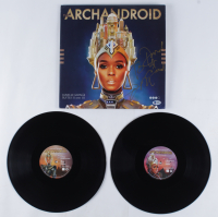 "Janelle Monae Signed ""The Archandroid"" Vinyl Record Album (Beckett Hologram) (See Description) at PristineAuction.com"