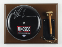 Mike Tyson Signed Authentic Full-Size Ringside Boxing Bell (PSA COA) at PristineAuction.com