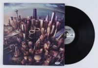 """Dave Grohl Signed The Foo Fighters """"Sonic Highways"""" Vinyl Record Album (PSA Hologram) at PristineAuction.com"""