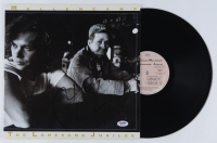 "John Mellencamp Signed ""The Lonesome Jubilee"" Vinyl Record Album (PSA COA) (See Description) at PristineAuction.com"