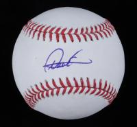 Deivi Garcia Signed OML Baseball (JSA COA) at PristineAuction.com