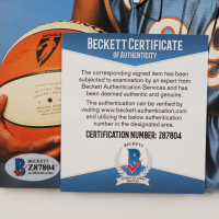 Chamique Holdsclaw Signed 1999 Beckett Basketball Magazine (Beckett COA) at PristineAuction.com