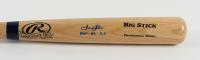 "Tommy Helms Signed Rawlings Adirondack Big Stick Baseball Bat Inscribed ""ROY - NL - 66"" (Schwartz Sports COA) at PristineAuction.com"