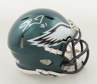 Jalen Mills Signed Eagles Speed Mini Helmet (JSA COA) (See Description) at PristineAuction.com