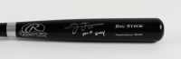 "Frank Thomas Signed Rawlings Adirondack Pro Big Stick Baseball Bat Inscribed ""HOF 2014"" (Schwartz Sports COA) at PristineAuction.com"