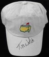 "Tom Watson Signed ""Masters"" Adjustable Hat (JSA COA) at PristineAuction.com"