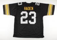 Joe Haden Signed Jersey (JSA Hologram) (See Description) at PristineAuction.com