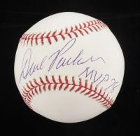 "Dave Parker Signed OML Baseball Inscribed ""MVP 78"" (PSA COA) at PristineAuction.com"