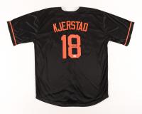 Heston Kjerstad Signed Jersey (JSA COA) at PristineAuction.com