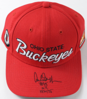 """Archie Griffin Signed Ohio State Buckeyes Nike Snapback Hat Inscribed """"H.T. 1974/75"""" (JSA COA) at PristineAuction.com"""