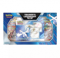 Pokemon Trading Card Game Lugia Trainer's Legendary Box with (60) Cards at PristineAuction.com