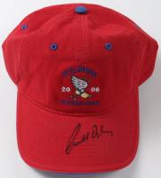 Geoff Ogilvy Signed 2006 U.S. Open Winged Foot Adjustable Hat (JSA COA) at PristineAuction.com