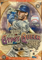 2021 Topps Gypsy Queen Blaster Box with (7) Packs at PristineAuction.com