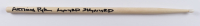 """Artimus Pyle Signed Drumstick Inscribed """"Lynyrd Skynyrd"""" (AutographCOA COA) (See Description) at PristineAuction.com"""
