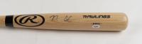 Nick Senzel Signed Rawlings Pro Baseball Bat (PSA COA) at PristineAuction.com