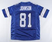 Calvin Johnson Signed Jersey (JSA COA) (See Description) at PristineAuction.com