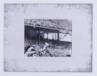 Willie Mays Signed 13.5x17.5 Custom Framed Photo Display (Steiner Hologram) at PristineAuction.com