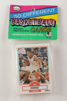1990 Fleer Basketball Cards Pack With (50) Cards at PristineAuction.com