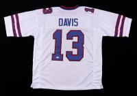 Gabriel Davis Signed Jersey (JSA Hologram) at PristineAuction.com
